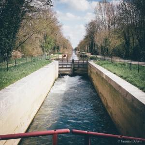 Canal la Haute Seine