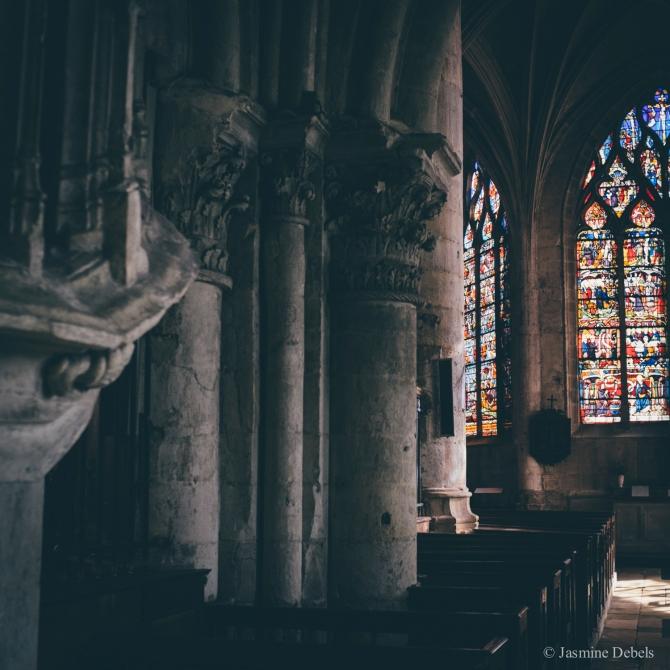 Sainte-Madeleine in Troyes