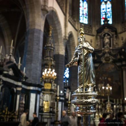 Sint-Jacobskerk Gent/église Saint-Jacques à Gand