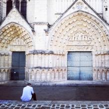 Sint-Pieters kathedraal Poitiers