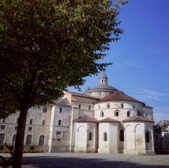 Souillac,Abbaye Saint Marie