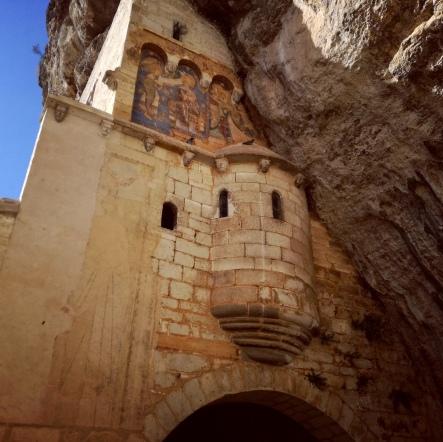 Chapel Saint-Michael,Rocamadour
