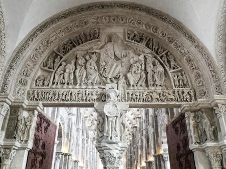 Basilique Marie Madeleine- Vézelay